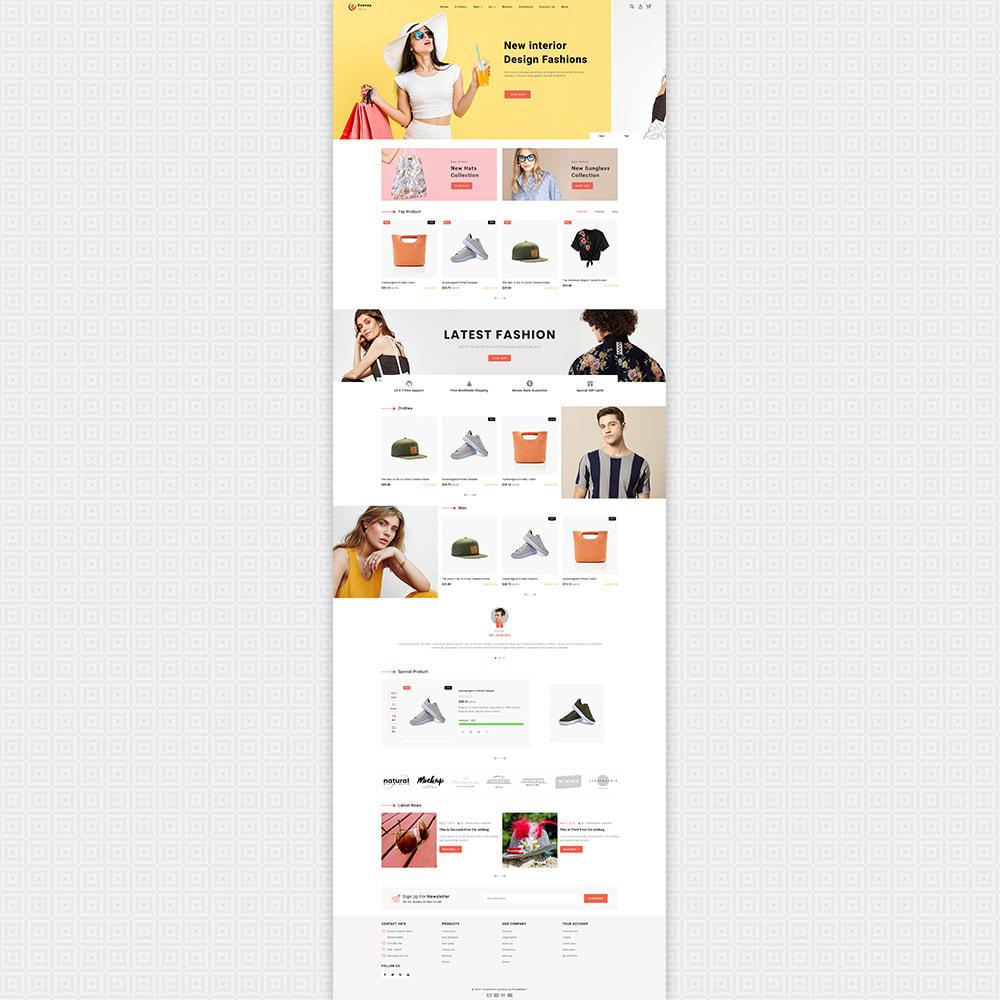 theme - Fashion & Shoes - Evonea - Fashion Store - 2