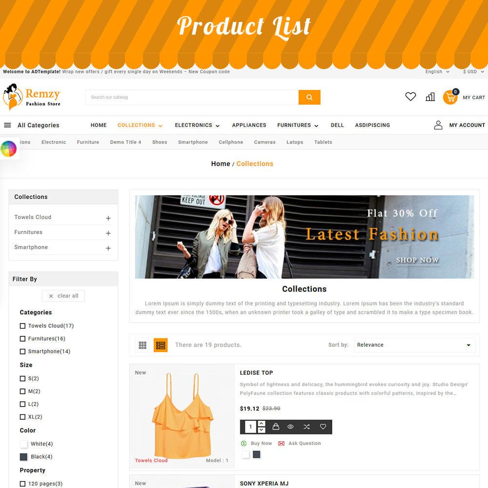 theme - Moda y Calzado - Remzy Fashion Store - 4