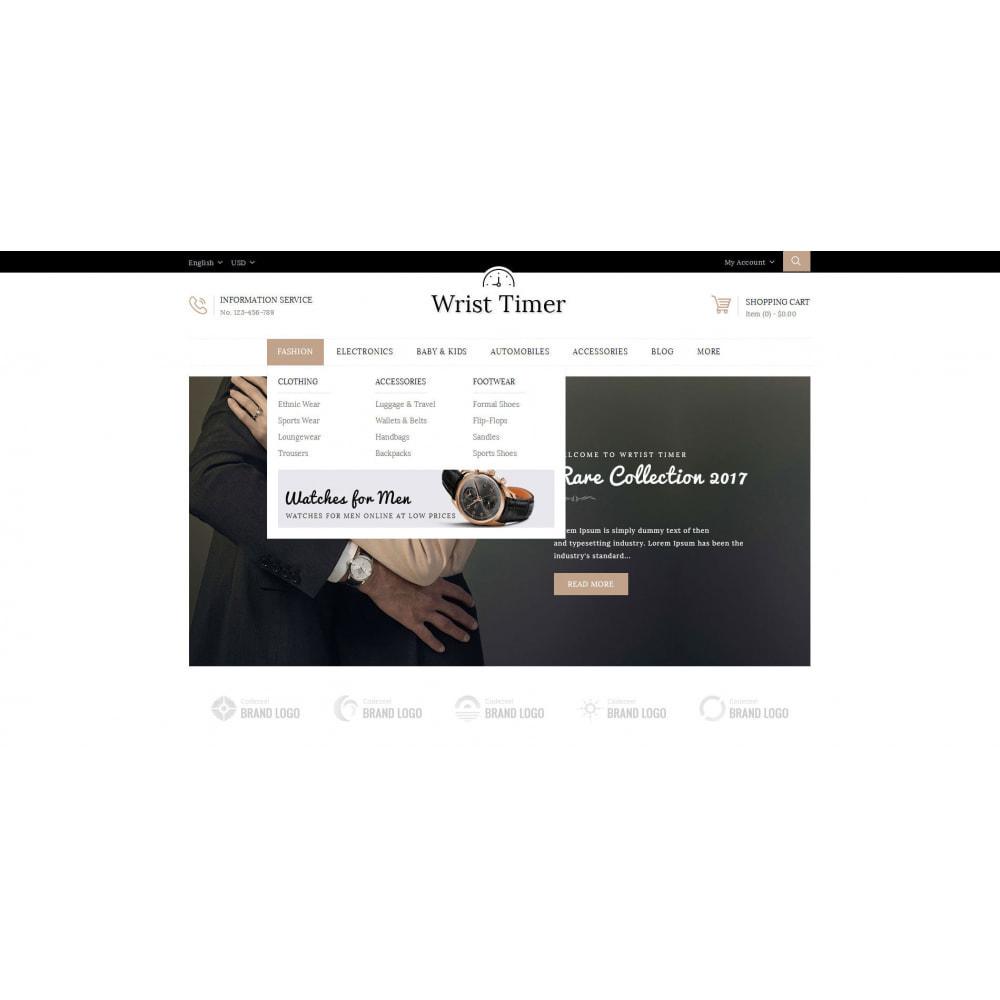 theme - Joalheria & Acessórios - Wrist Timer - Watch Store - 6