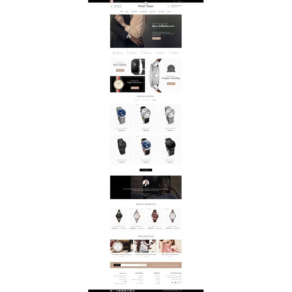 theme - Joalheria & Acessórios - Wrist Timer - Watch Store - 10