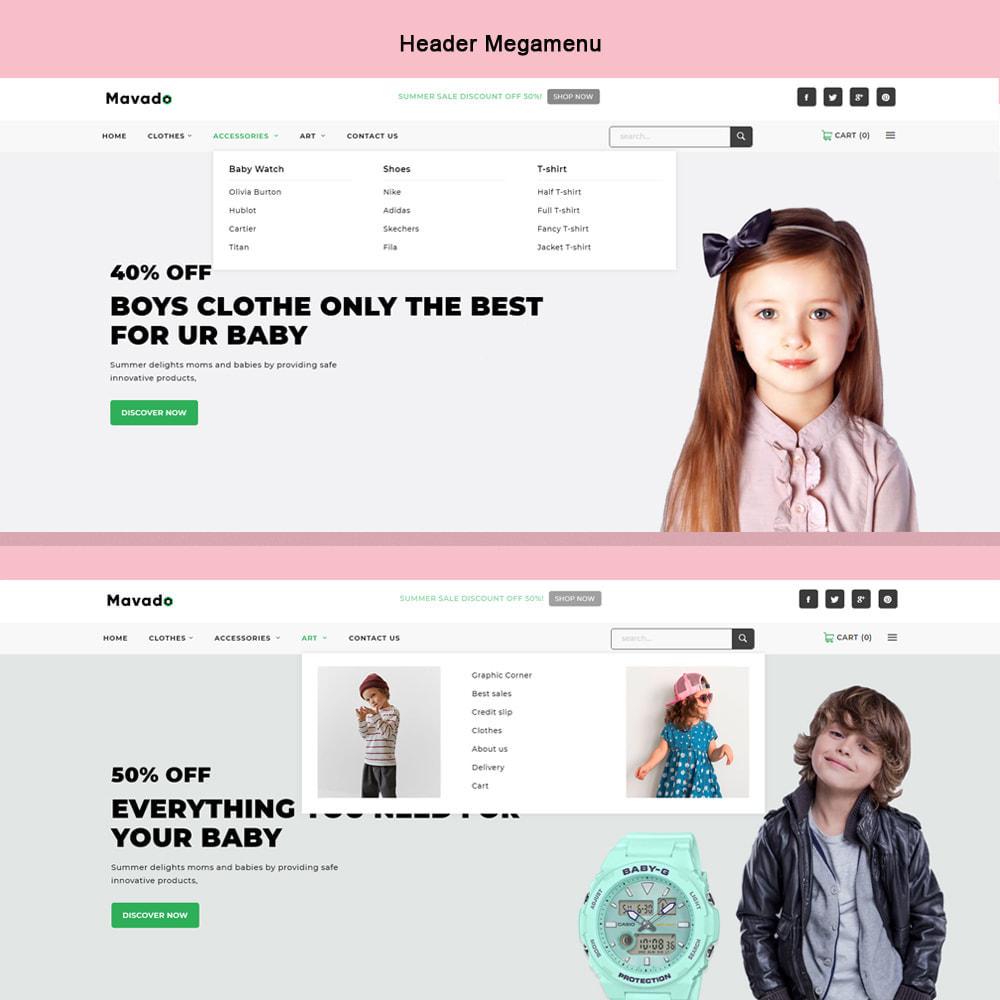 theme - Crianças & Brinquedos - Mavado Baby Fashion Stores - 5