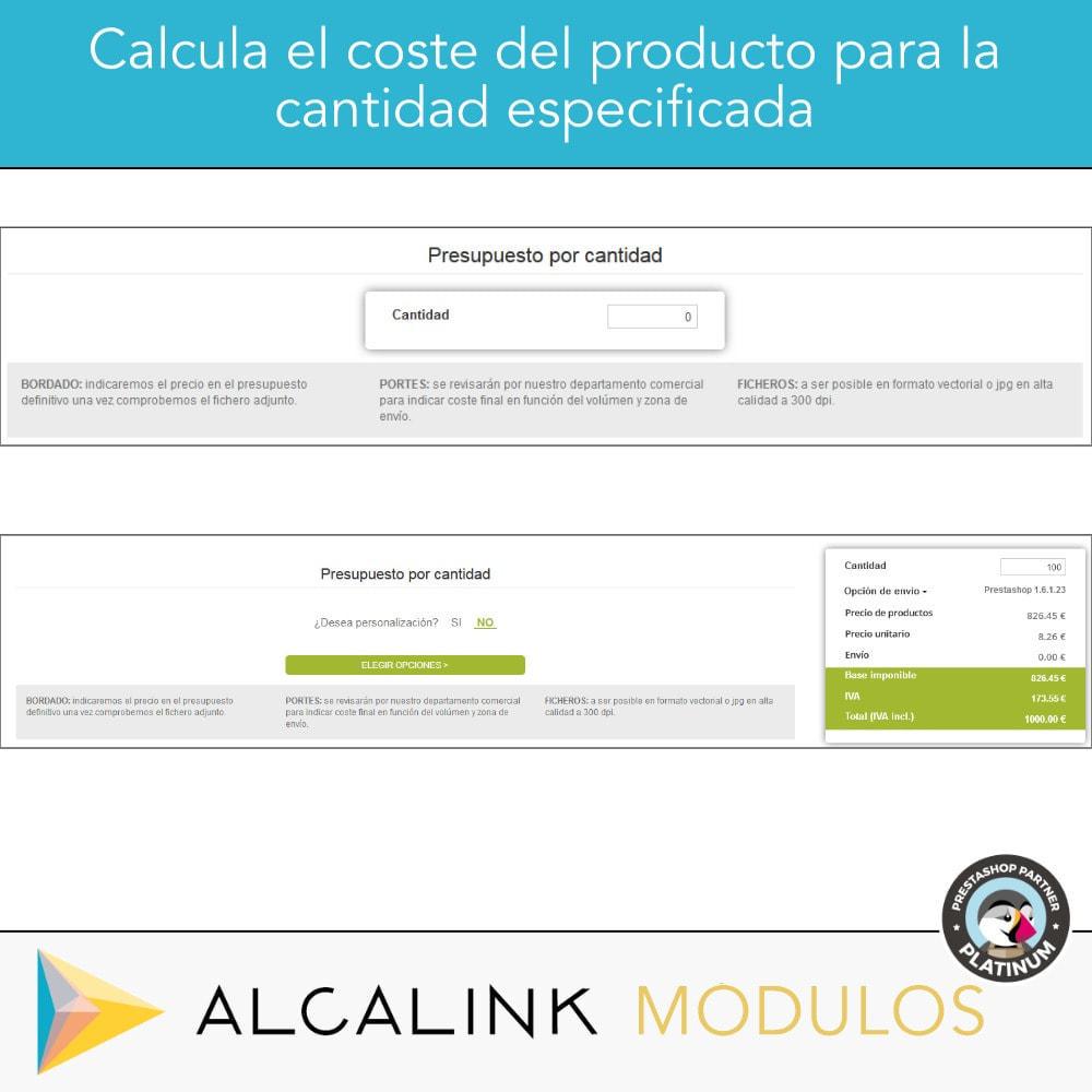 module - Tallas y Dimensiones - Presupuesto por volumen - Compra rápida - 4