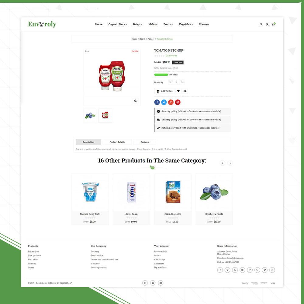 theme - Gesundheit & Schönheit - Envioly Grocery –Organic Store - 4