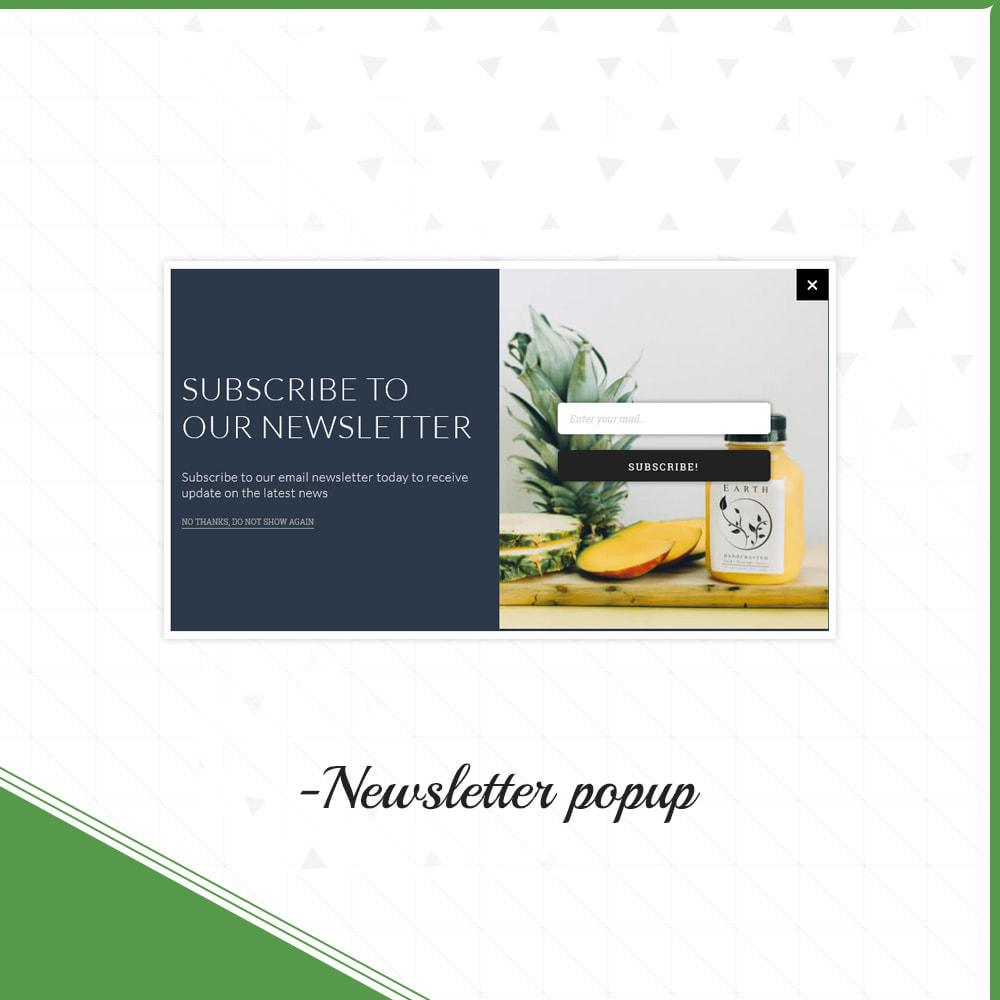 theme - Gesundheit & Schönheit - Envioly Grocery –Organic Store - 10