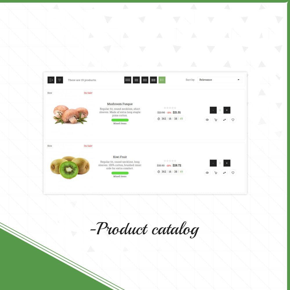 theme - Gesundheit & Schönheit - Envioly Grocery –Organic Store - 11