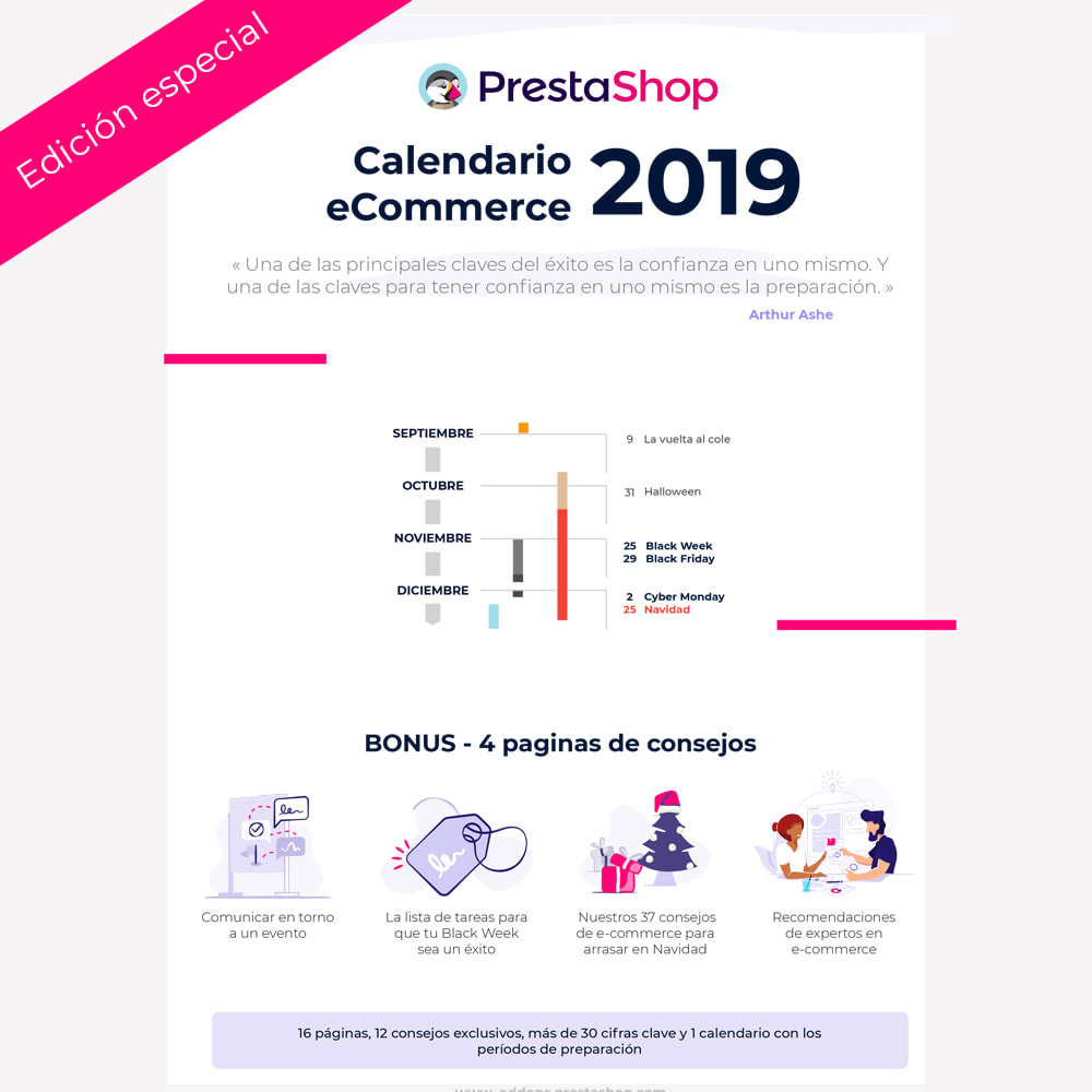 other - Calendario e-Commerce - Calendario de e-commerce 2019 para el último semestre del año - 1