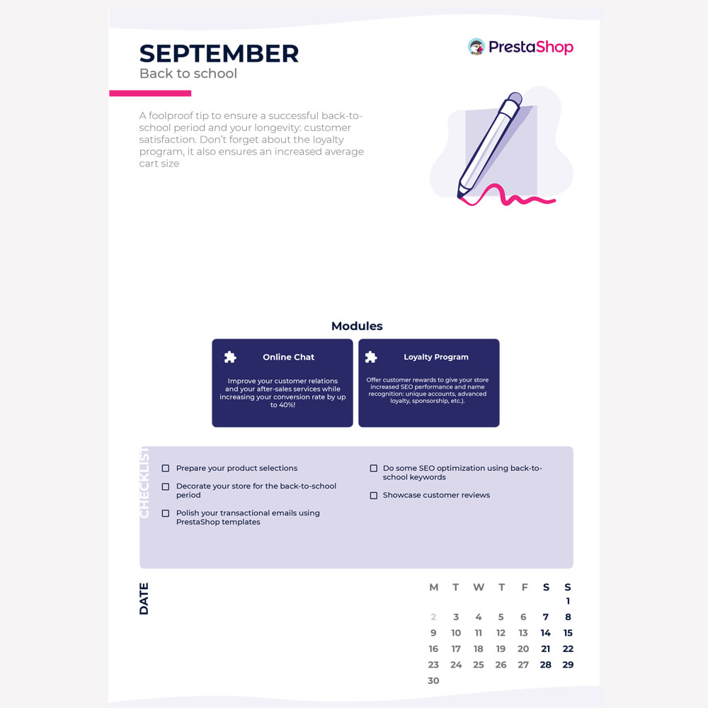 other - Kalender e-commerce - 2019 End-of-year E-Commerce Guide & Calendar - 2