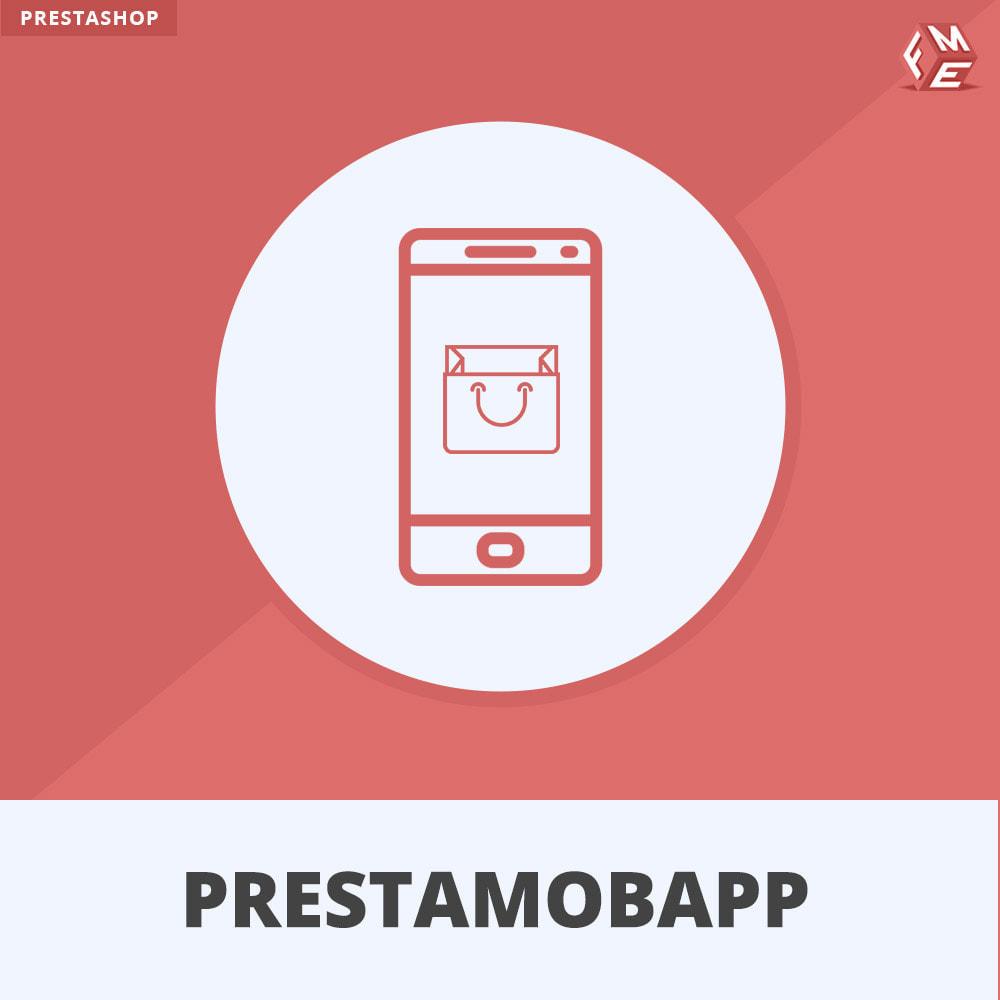 module - Mobile - PrestaMobApp - Créateur d'applications natif module - 1