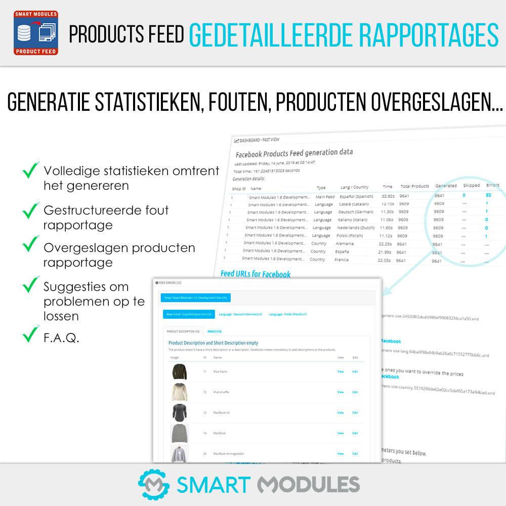 module - Betaalde vermelding & Lidmaatschap - Producten Feed: Dynamische Advertenties & Tag & Shop - 6