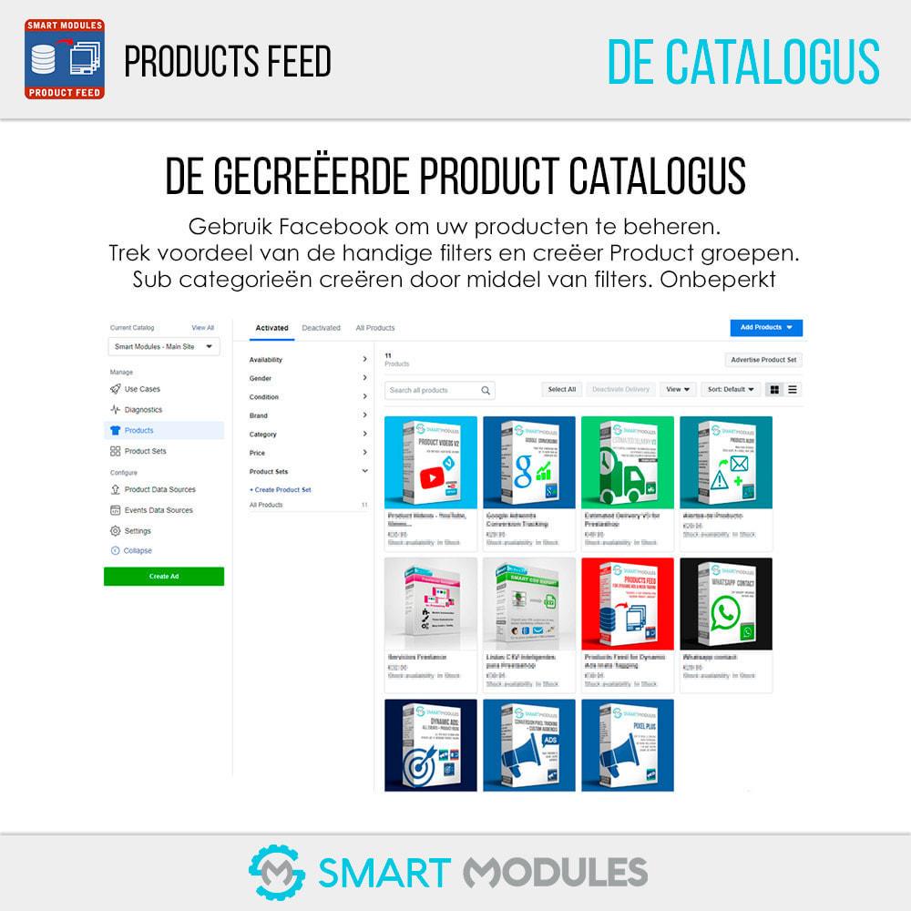 module - Betaalde vermelding & Lidmaatschap - Producten Feed: Dynamische Advertenties & Tag & Shop - 7