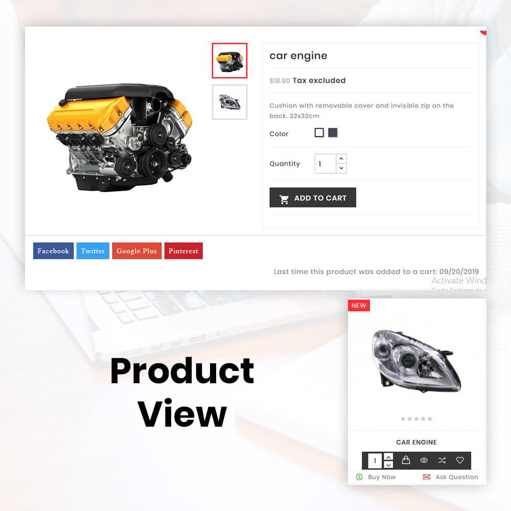 theme - Авто и Мото - AutoKart AutoPart Store - 7