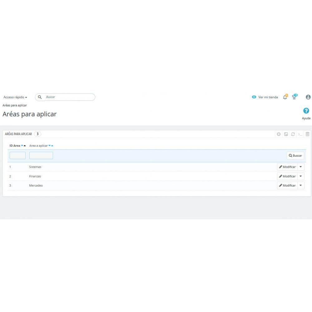 module - Kontaktformular & Umfragen - Contact Form CV - 5