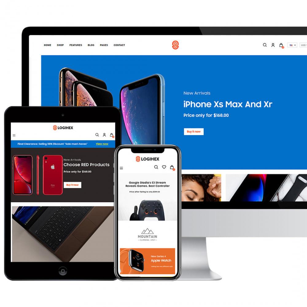 theme - Electronics & Computers - Logihex Digital Store - 4
