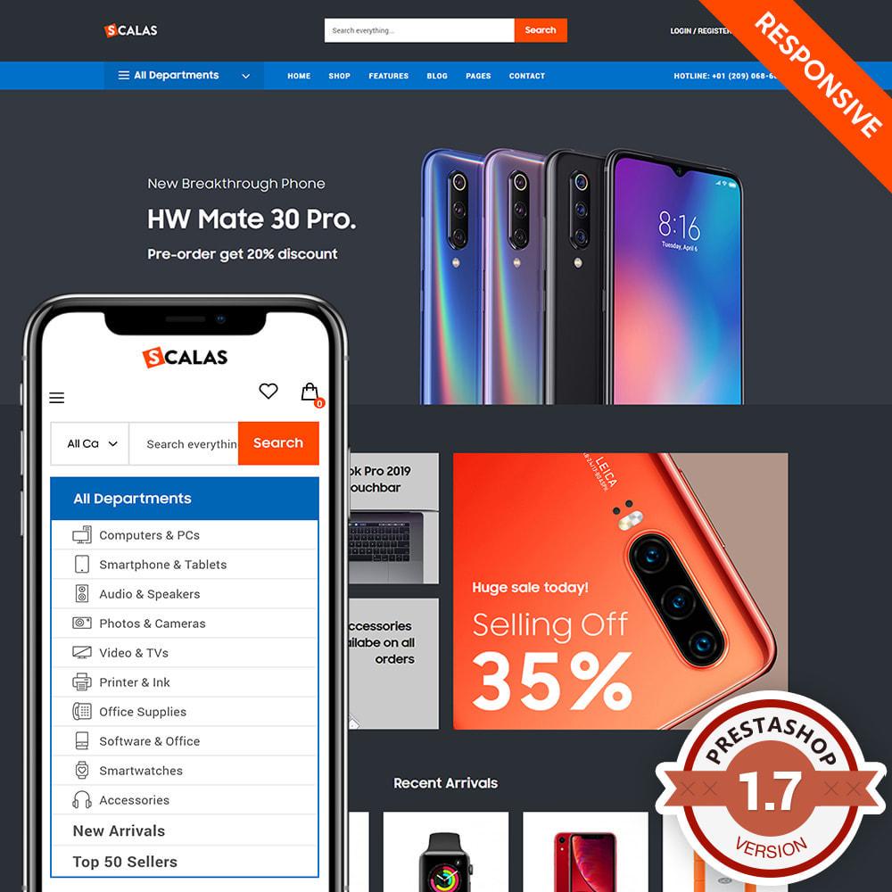 theme - Electronics & Computers - Scalas - Premium Digital Store - 1