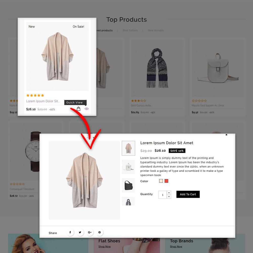 theme - Fashion & Shoes - Treindy Fashion Shop - 7