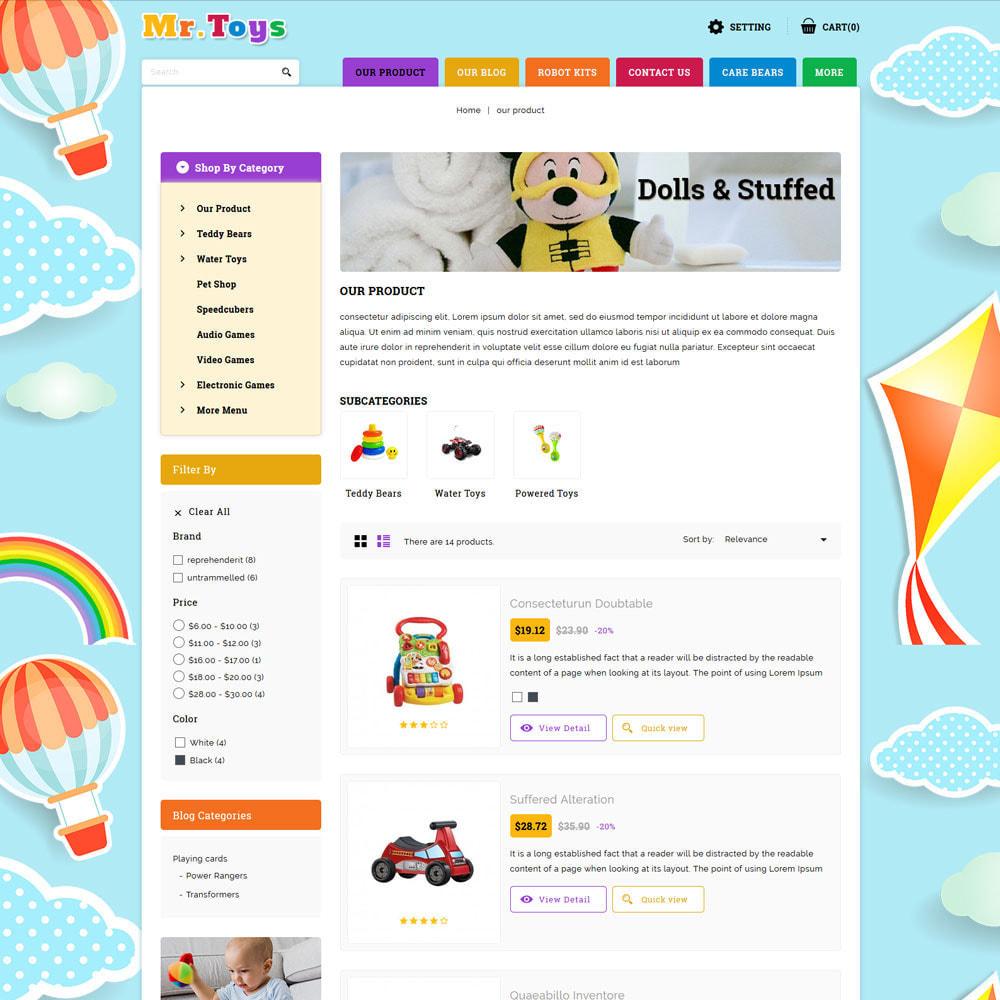 theme - Enfants & Jouets - Mr Toys - Le magasin de jouets - 5