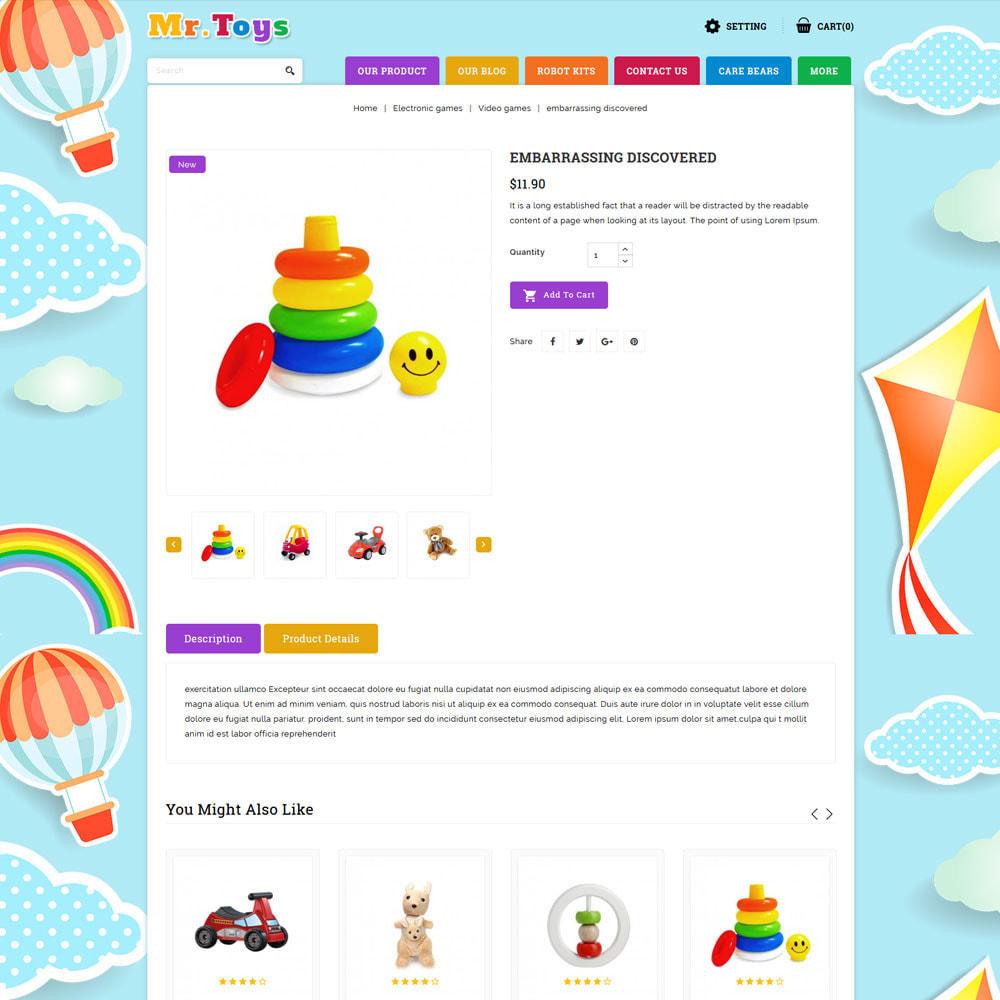 theme - Enfants & Jouets - Mr Toys - Le magasin de jouets - 6