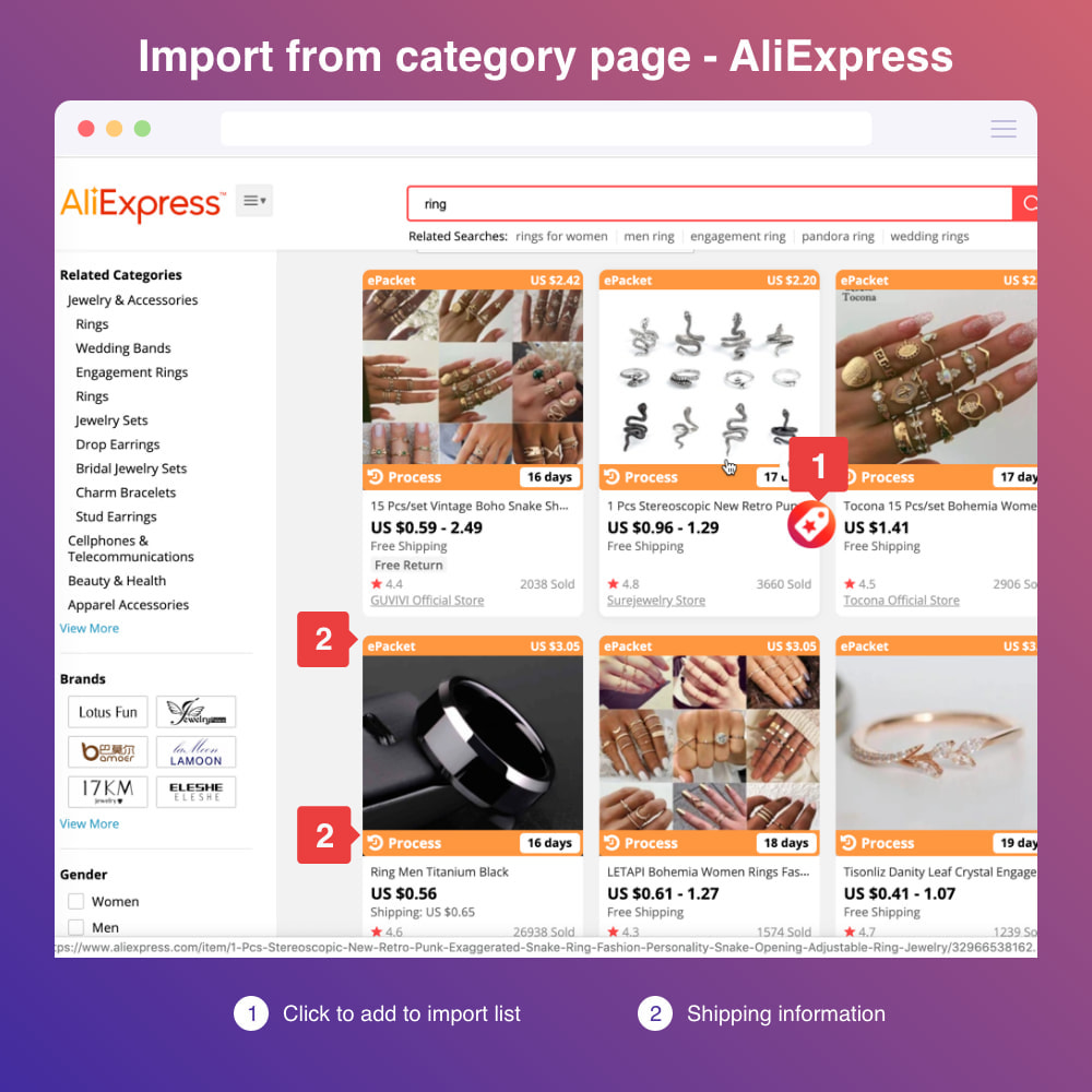 module - Dropshipping - AliExpress Dropshipping PRO - All in One - 3