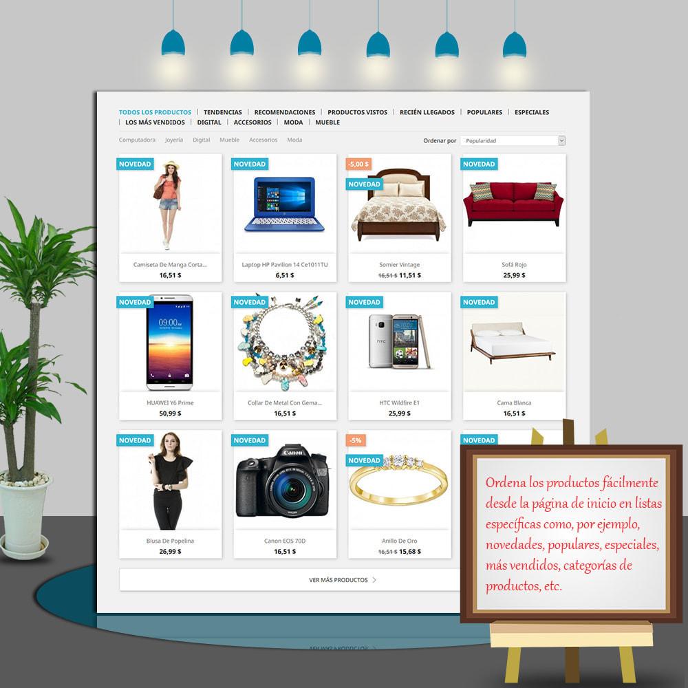 module - Productos en la página de inicio - Home Products PRO-Lista de producto personalizable - 3