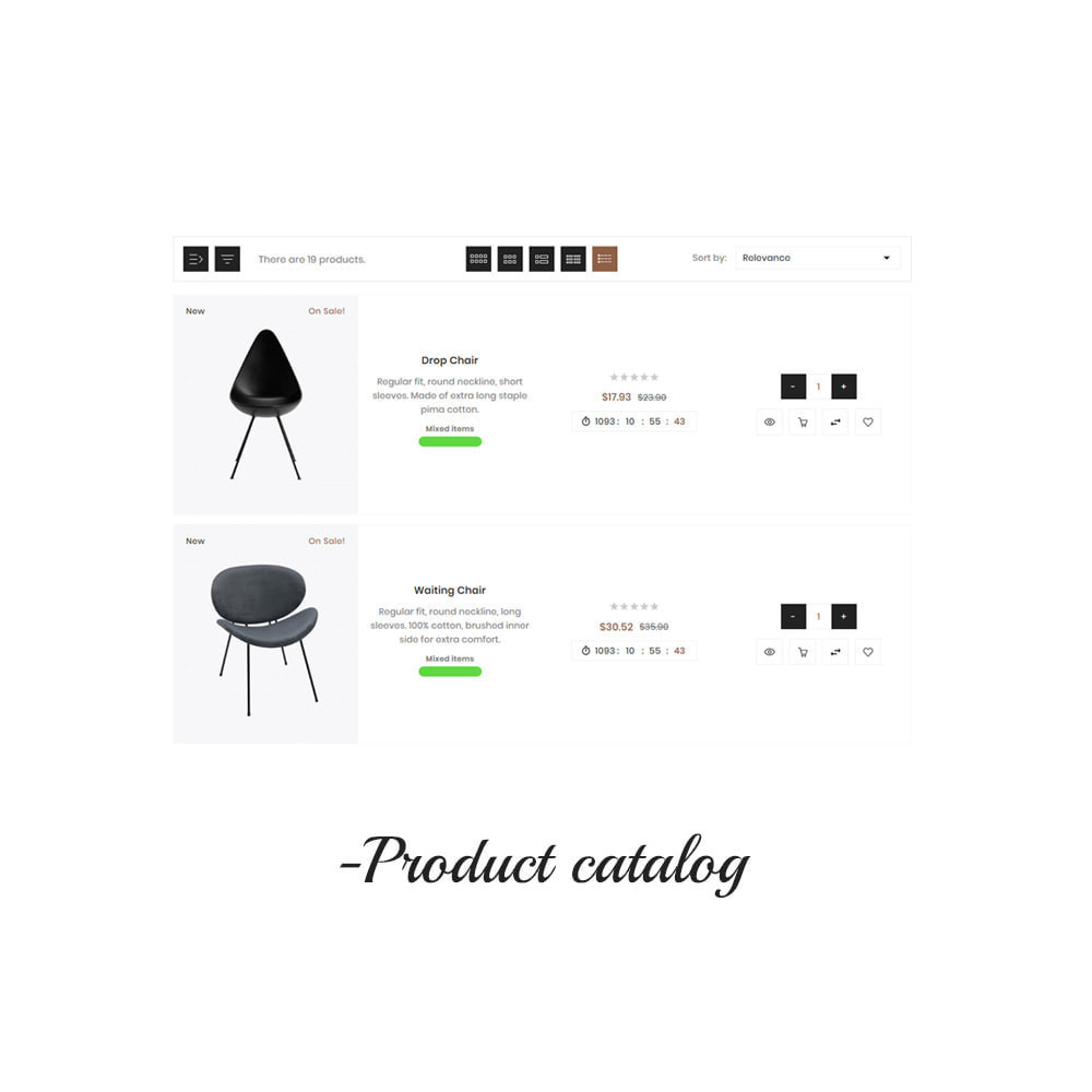 theme - Hogar y Jardín - Digital Furniture- Cedrus Furniture Store - 11