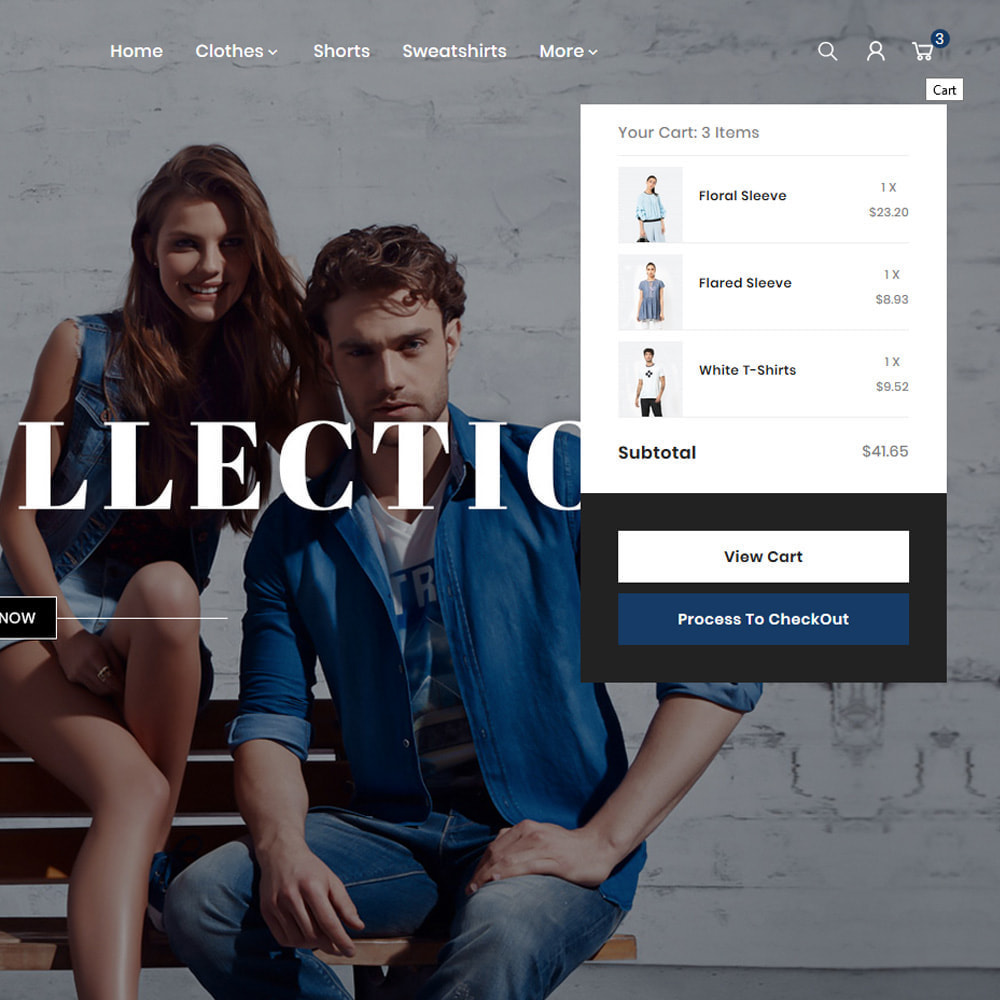 theme - Fashion & Shoes - Digital Fashon- Brosia Fashon Store - 7