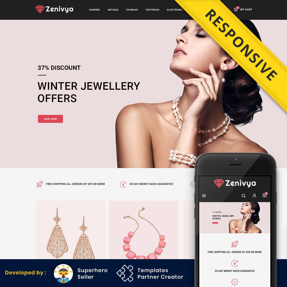 theme - Jewelry & Accessories - Zenivya - Jewelry Store - 1