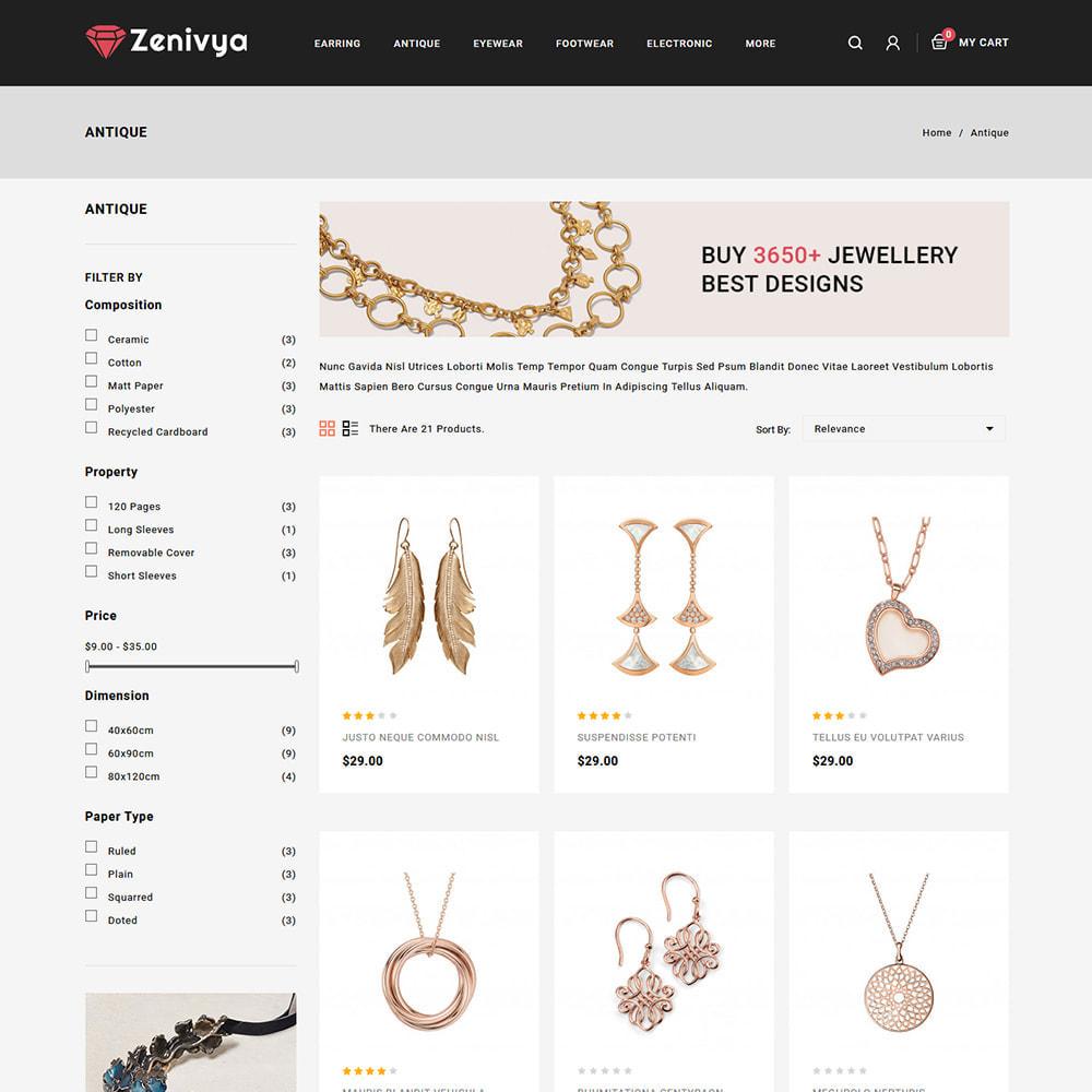 theme - Jewelry & Accessories - Zenivya - Jewelry Store - 3