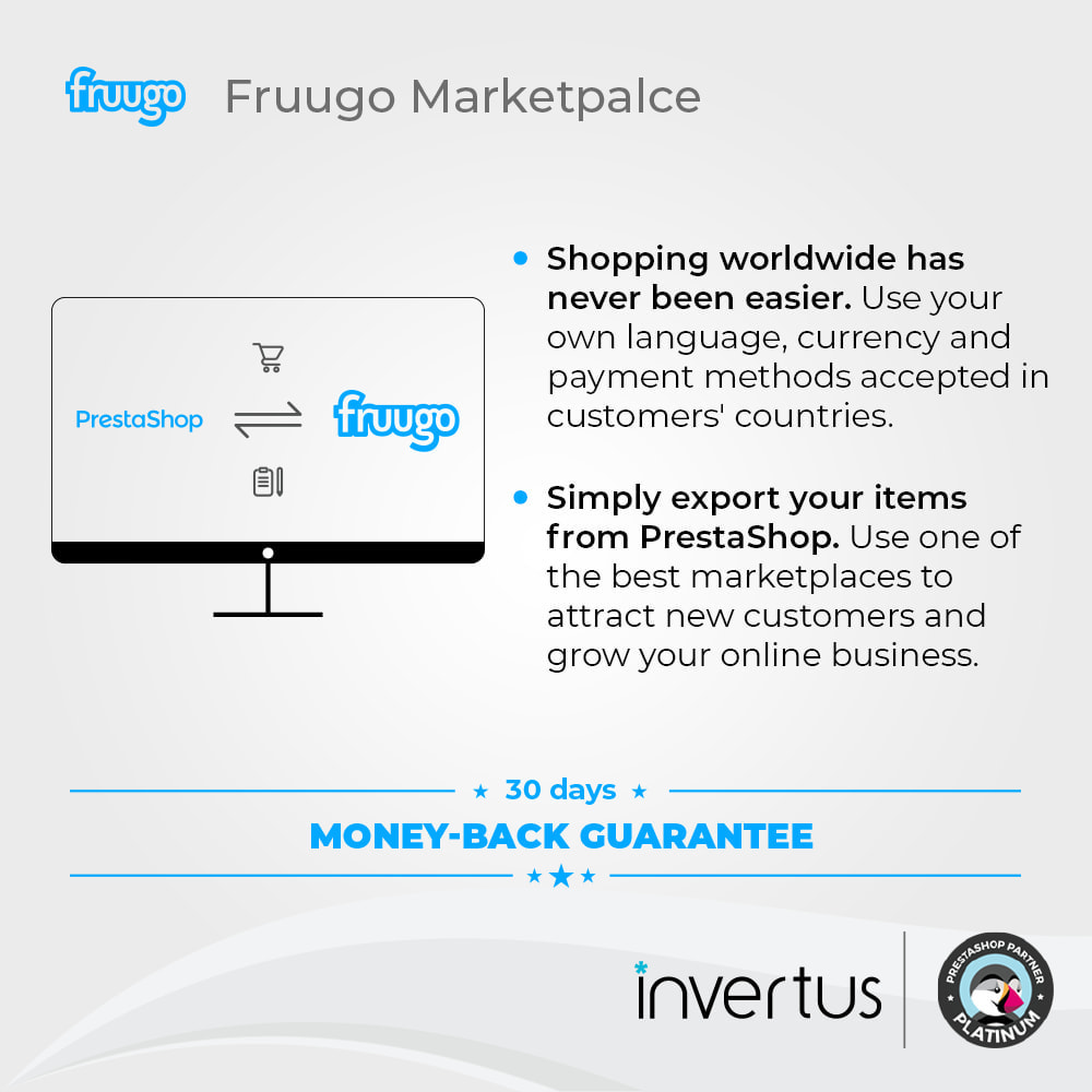 module - Marketplaces - Fruugo - 2