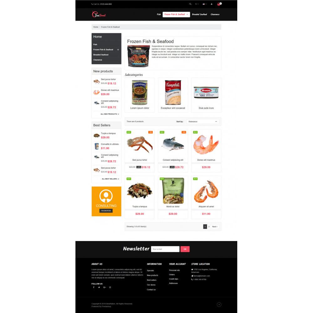 theme - Food & Restaurant - VP_SeaFood - 3