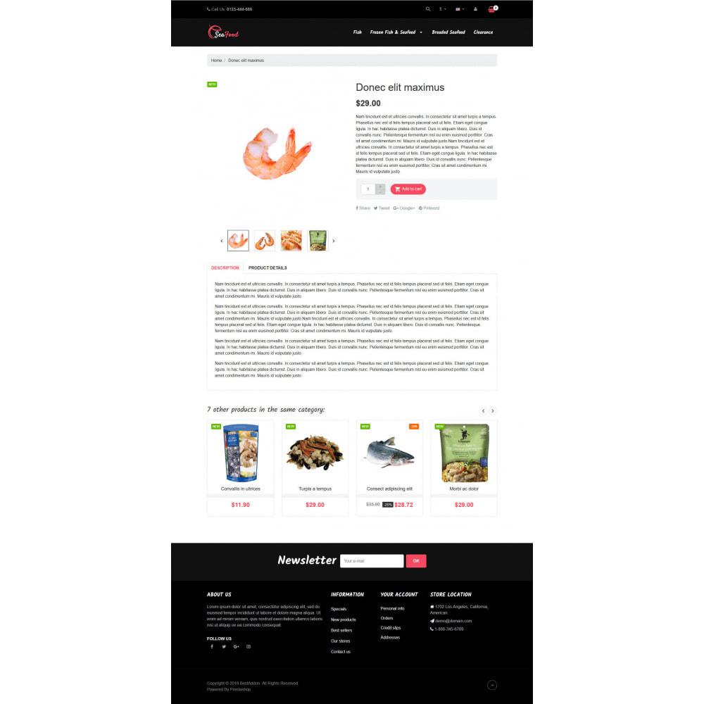 theme - Food & Restaurant - VP_SeaFood - 4