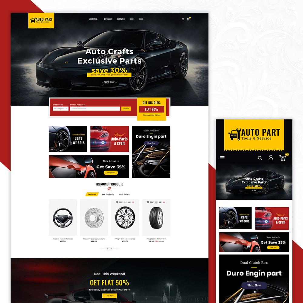 theme - Coches y Motos - Auto Parts - Tools & Service - 1