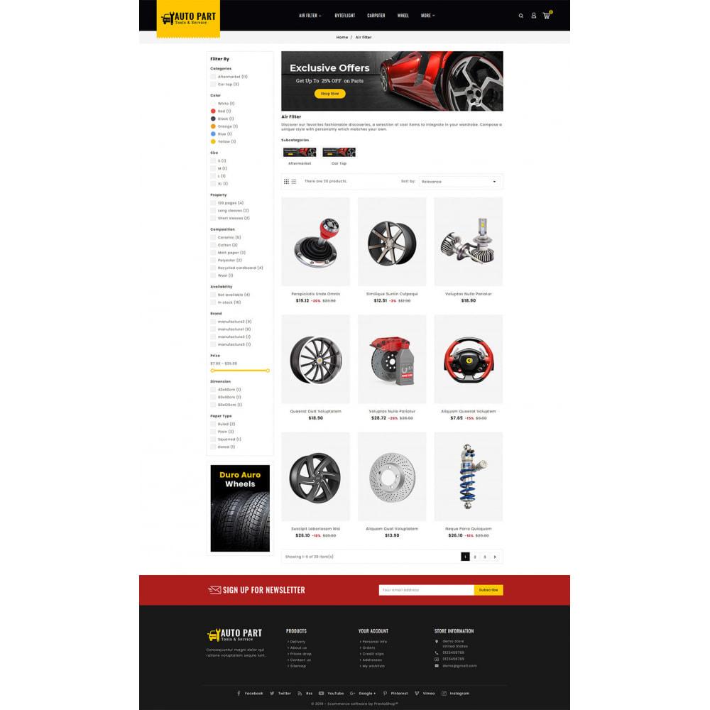 theme - Coches y Motos - Auto Parts - Tools & Service - 3