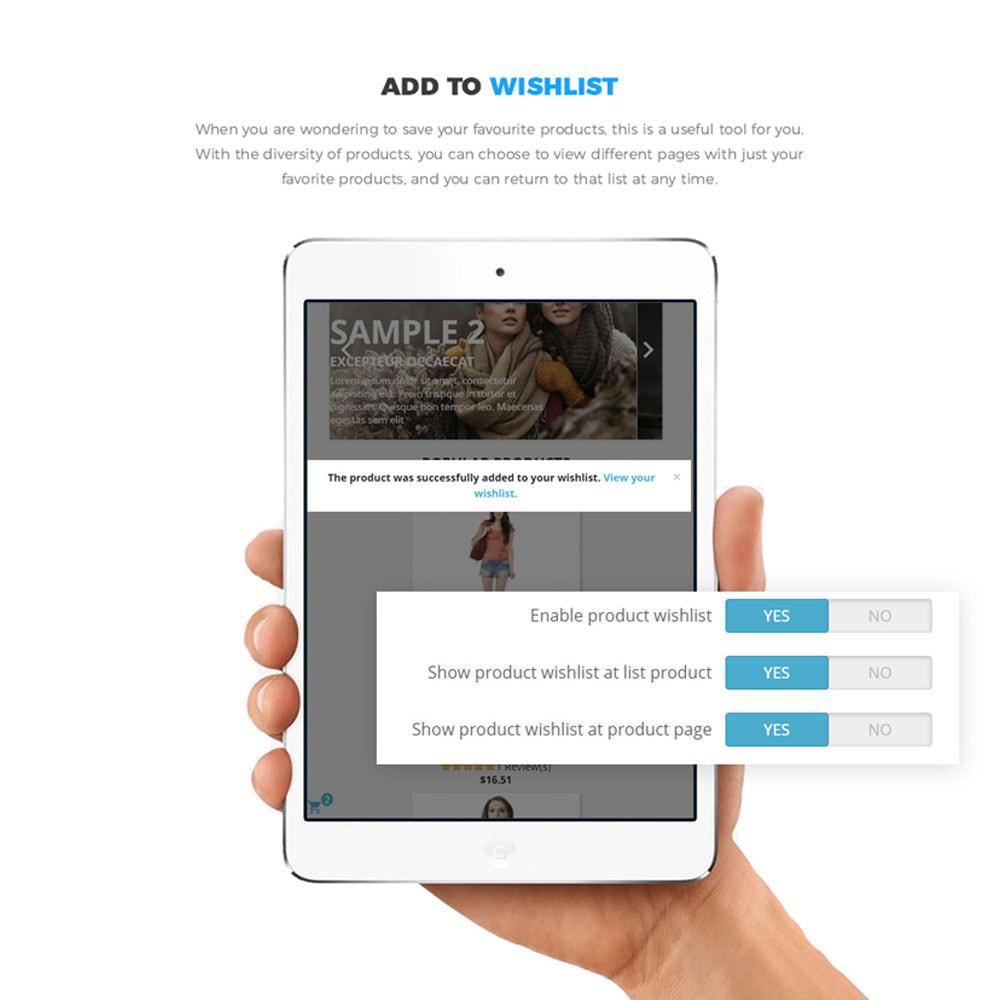 module - Combinaciones y Personalización de productos - Leo Feature Multipurpose - 4