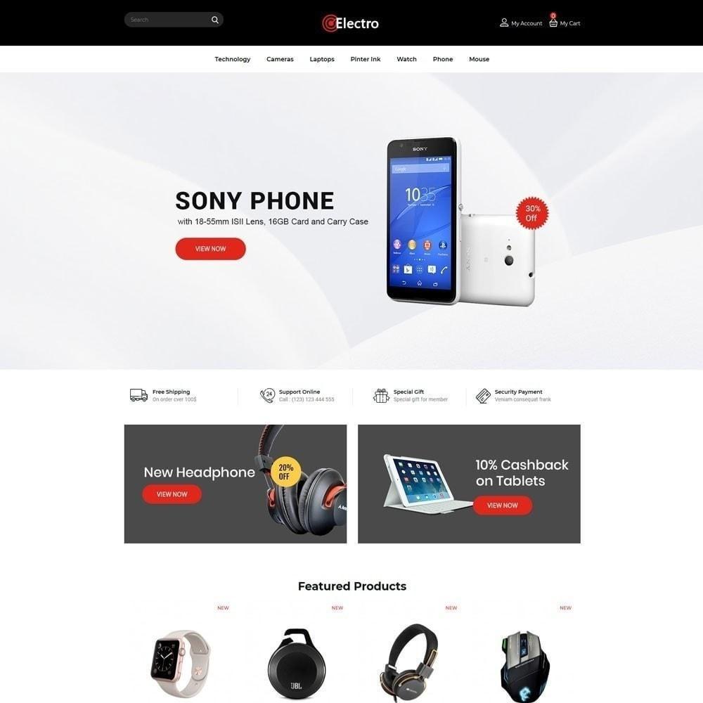 theme - Electronique & High Tech - Mobile Drone - Electronics Digital Store - 2