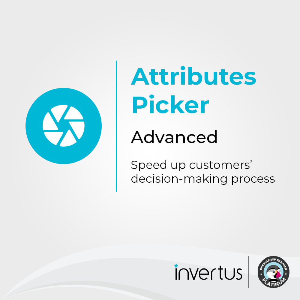 module - Versies & Personalisering van producten - Attributes Picker Advanced - For Product - 1