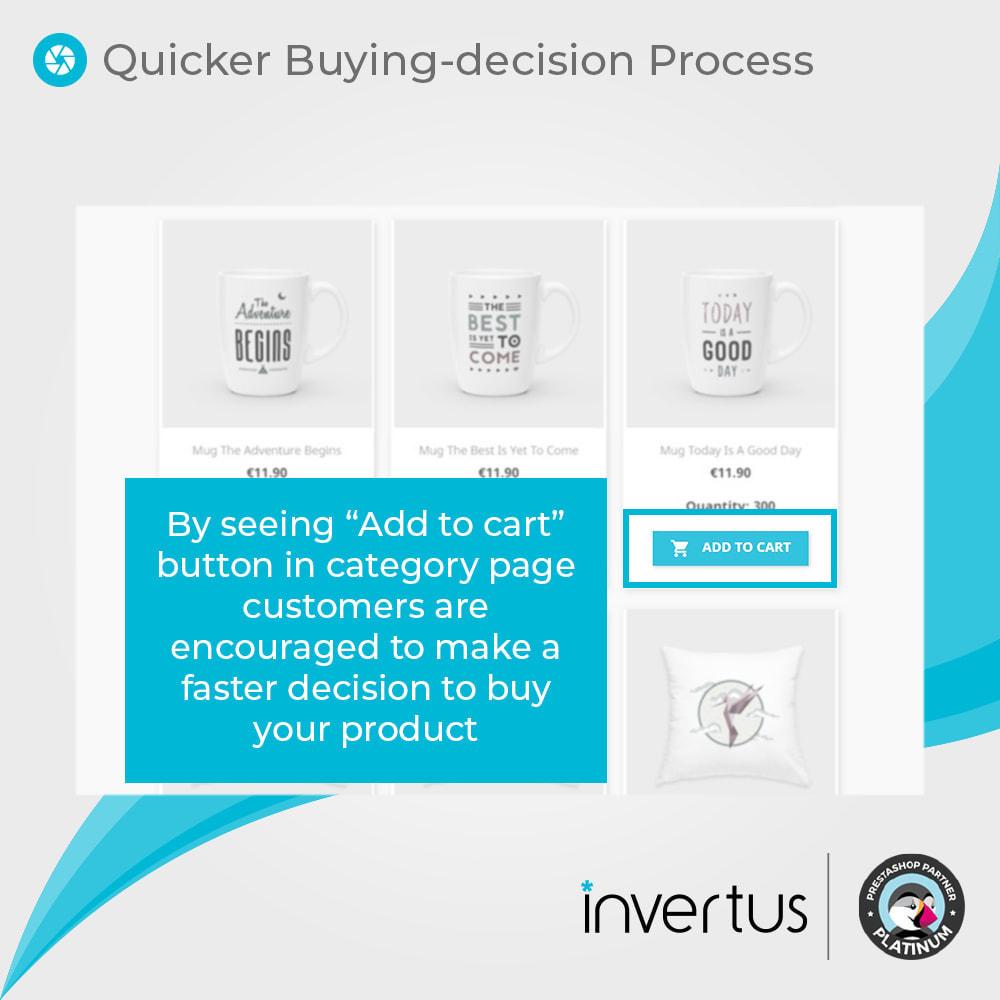 module - Déclinaisons & Personnalisation de produits - Attributes Picker Advanced - Pour le produit - 5