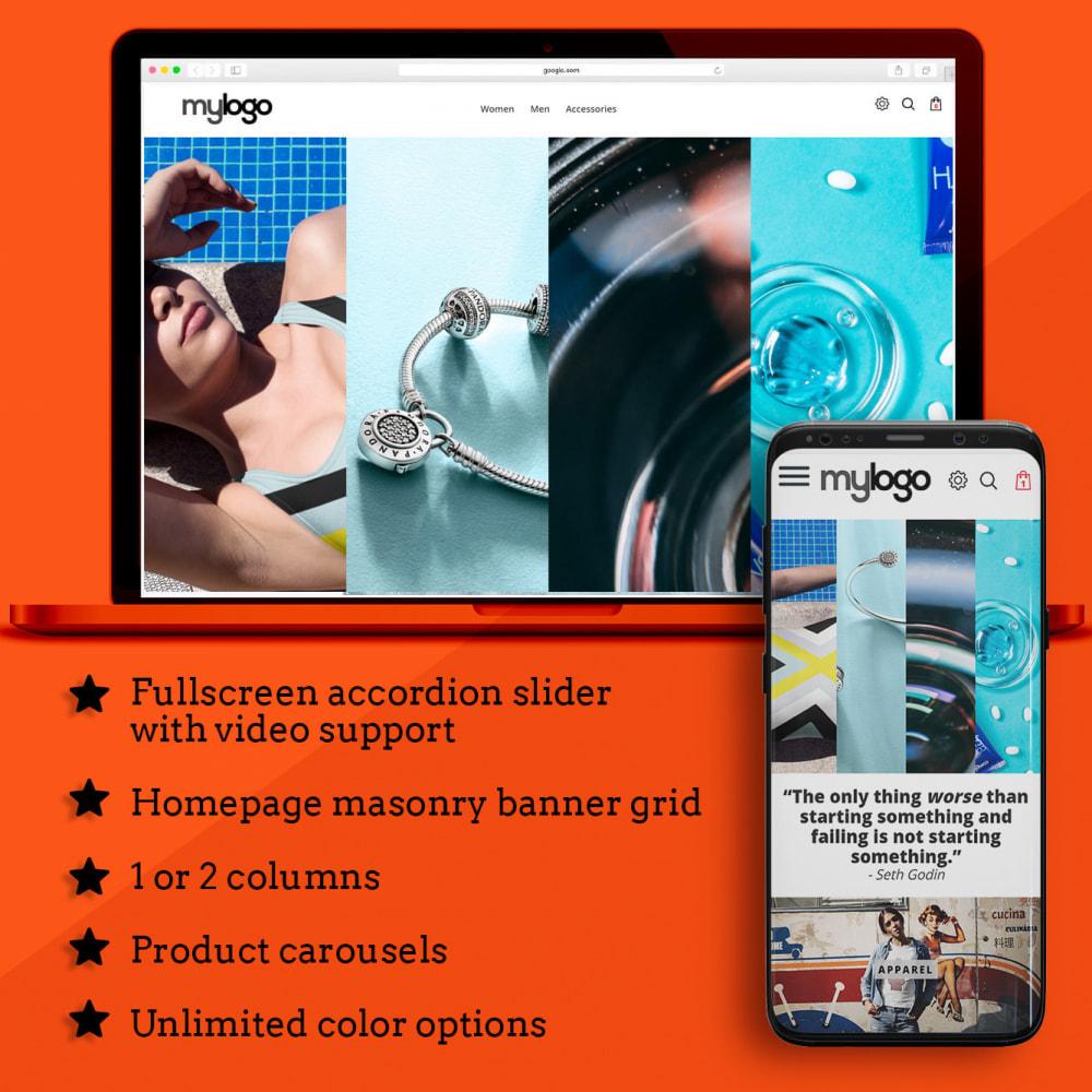 theme - Joalheria & Acessórios - Snazzy multipurpose modern store - 1
