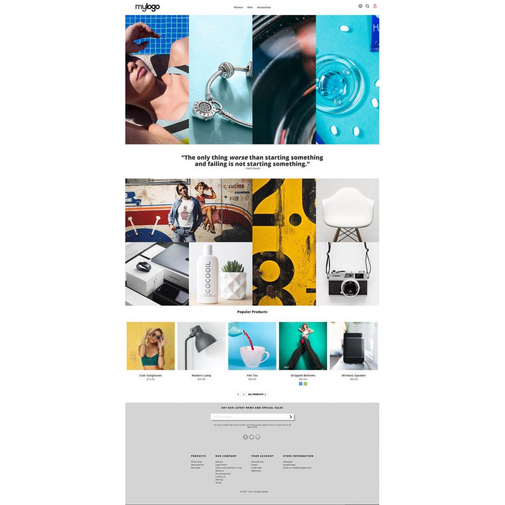 theme - Joalheria & Acessórios - Snazzy multipurpose modern store - 2