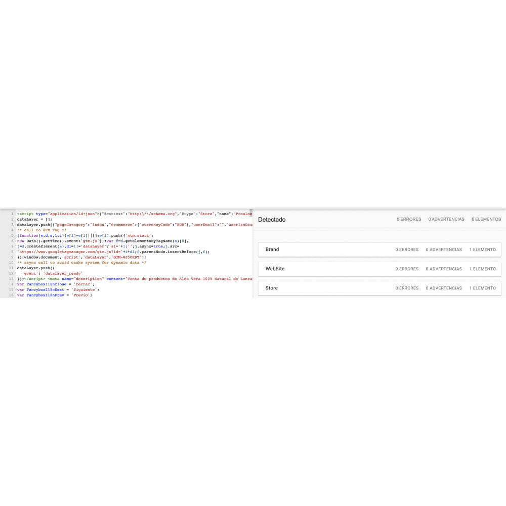 module - SEO - Automated Structured Data from Schema.org - 2