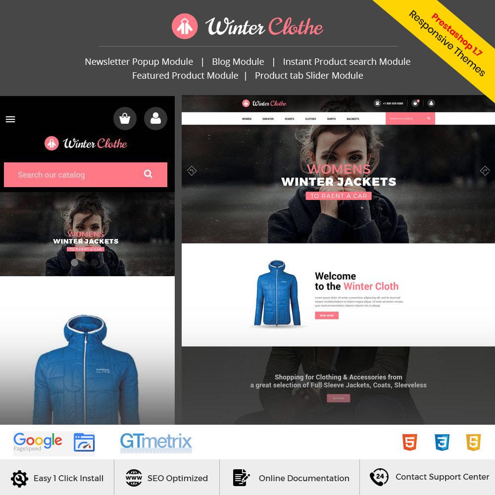theme - Moda & Calzature - Winter Cloth - Fashion Jacket Store - 2