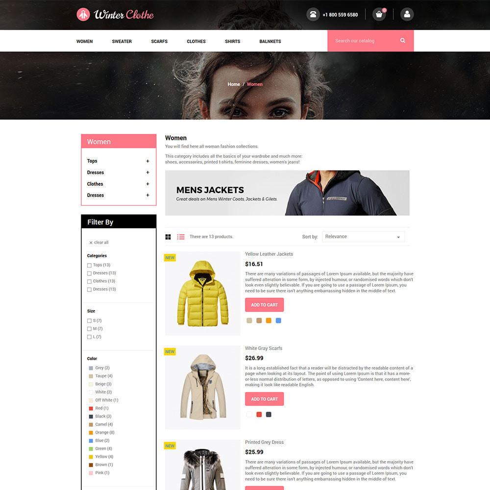 theme - Moda & Calzature - Winter Cloth - Fashion Jacket Store - 5