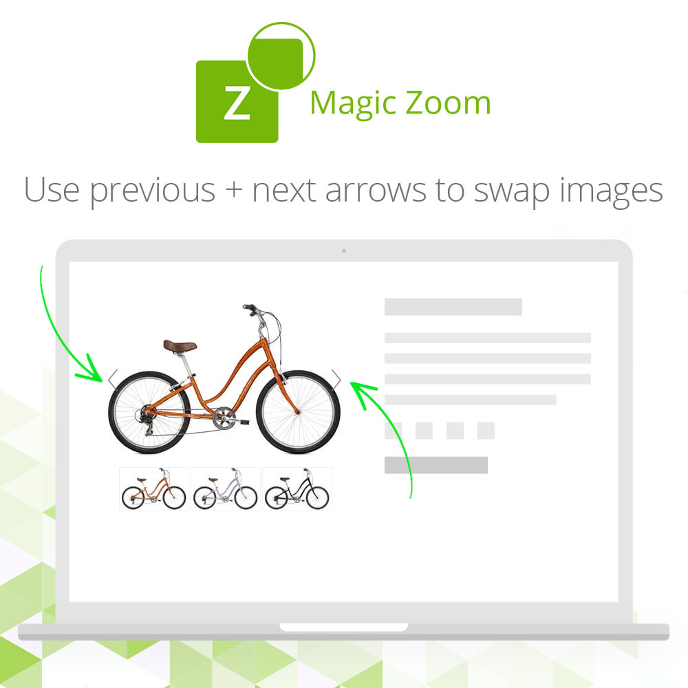 module - Visual dos produtos - Magic Zoom - 7