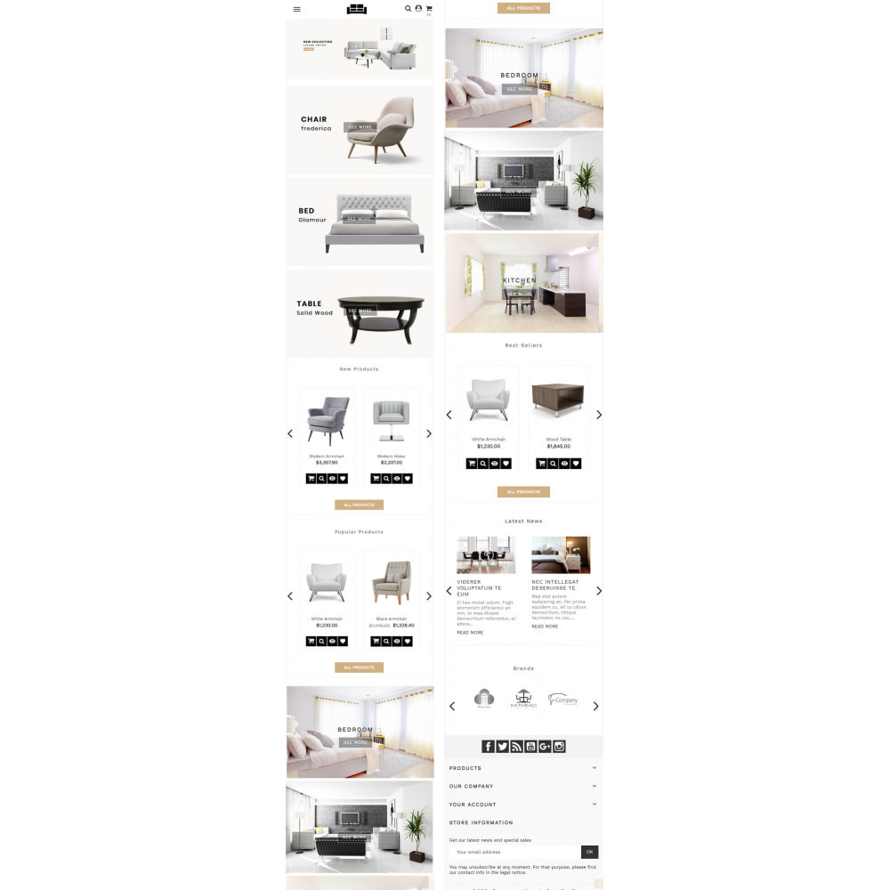 theme - Casa & Giardino - Elegant Furniture - 5