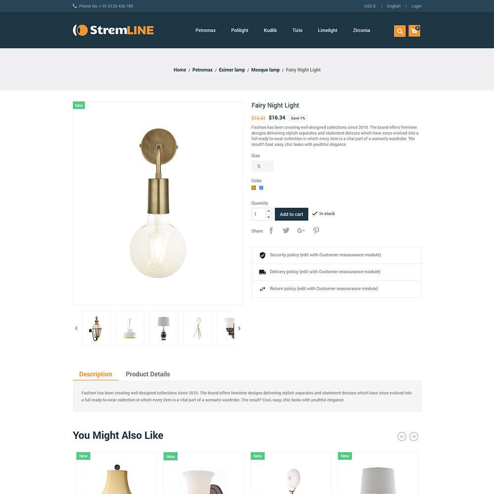 theme - Kultura & Sztuka - Światło LED - Artykuły dekoracyjne Sklep z żarówkami - 4