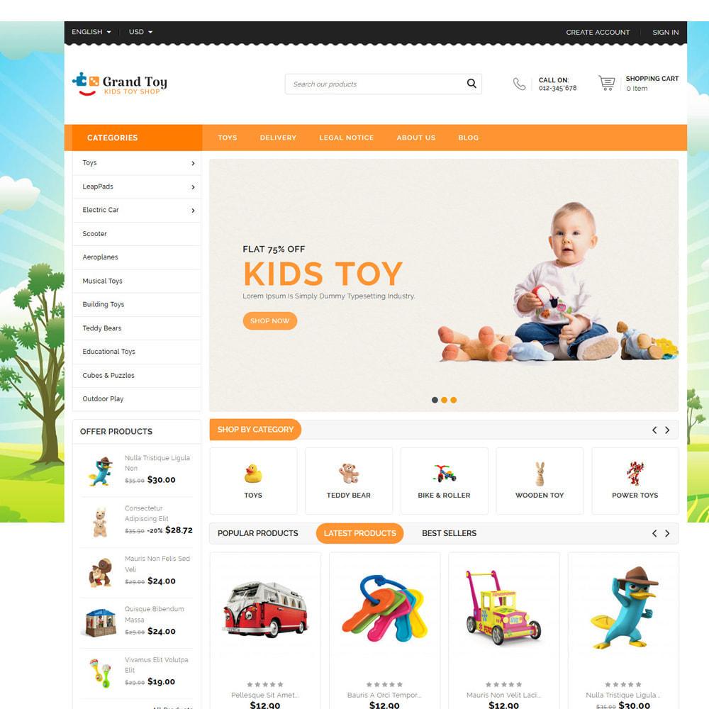 theme - Enfants & Jouets - GrandToy Kids &Toys Store - 2