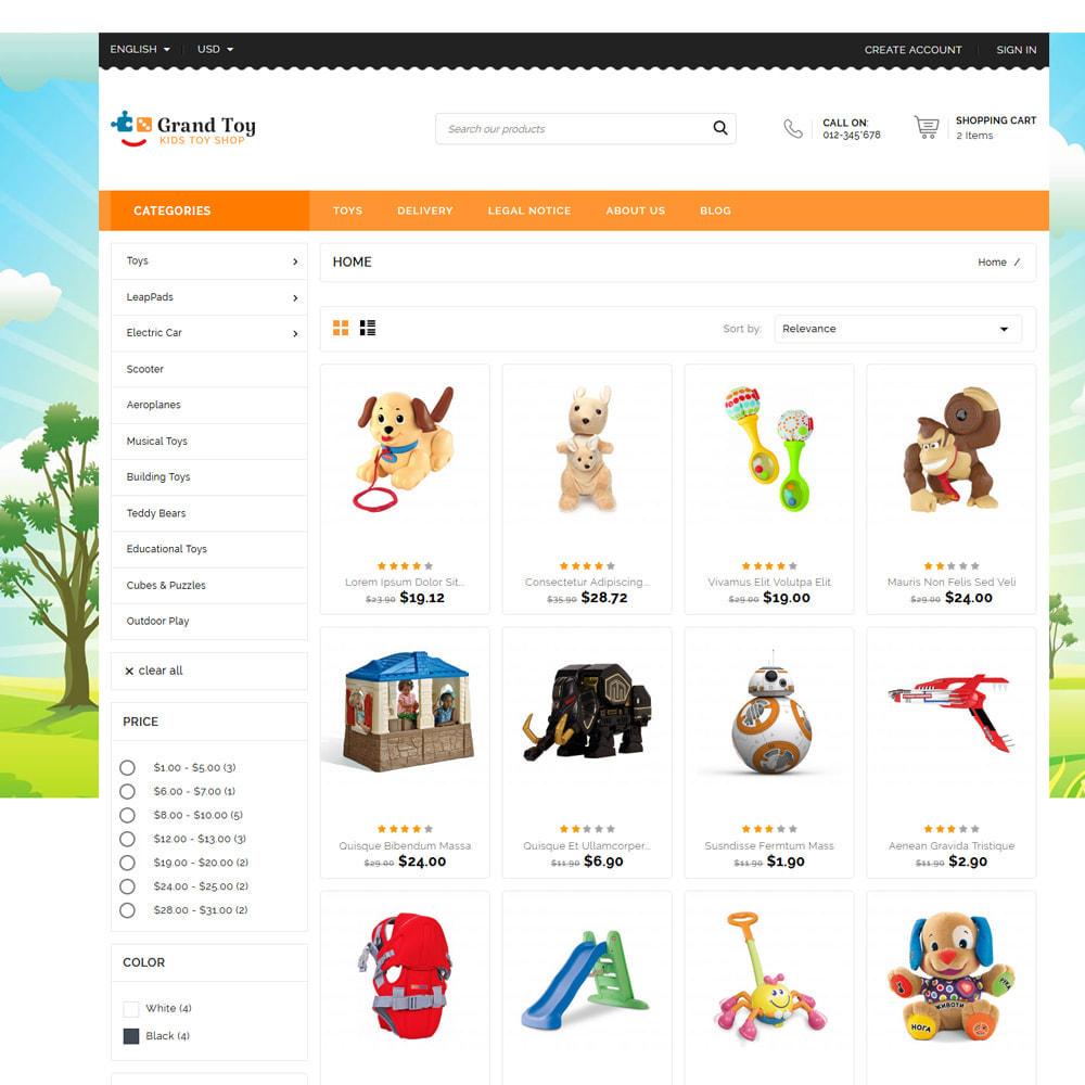 theme - Enfants & Jouets - GrandToy Kids &Toys Store - 3