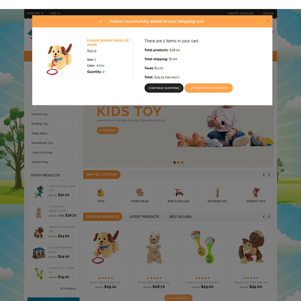 theme - Enfants & Jouets - GrandToy Kids &Toys Store - 6