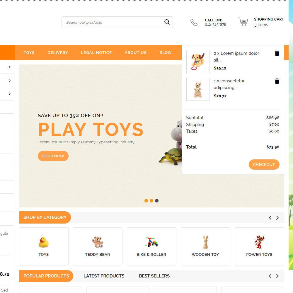 theme - Enfants & Jouets - GrandToy Kids &Toys Store - 7