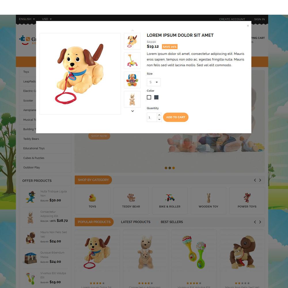 theme - Enfants & Jouets - GrandToy Kids &Toys Store - 9