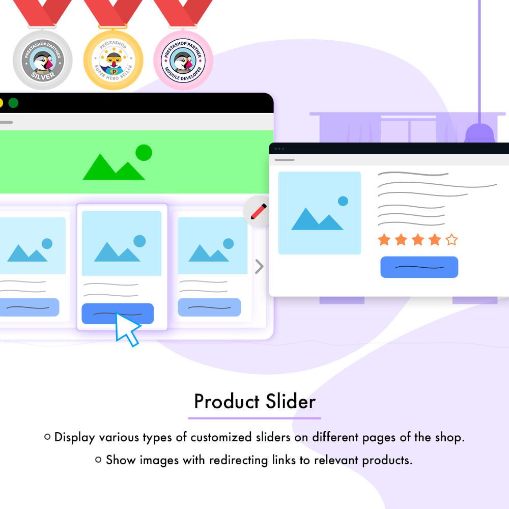 module - Sliders & Galleries - Product Slider - 1